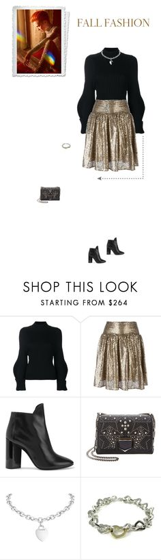 """""""Unbenannt #8734"""" by pretty-girl-in-fashion ❤ liked on Polyvore featuring Jacquemus, MICHAEL Michael Kors, Pierre Hardy, Jimmy Choo and Tiffany & Co."""