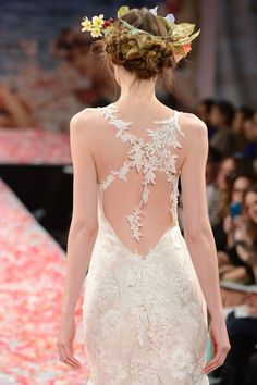 In Love with Claire Pettibone's Fall 2013 Bridal Collection