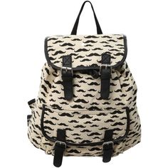 New Arrivals | Hot Topic ($27) ❤ liked on Polyvore featuring bags, backpacks, accessories, bolsas, mochila, drawstring bag, backpacks bags, canvas rucksack, drawstring flap backpack and canvas flap backpack