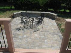 Paver Patio Steps | These After Pictures Of The Brick Paver Patio Steps U0026  Porch Steps ... | Home | Pinterest | Patio Steps, Brick Paver Patio And  Porch ...