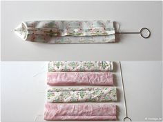 Handmadekultur_Portemonnaie_DIY_Version_modage.de8 Small Wallet, Floral Tie, Diy, Bags, Accessories, Sachets, Culture, Fabrics, Sewing Patterns