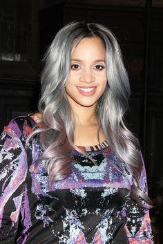 """Orange is the New Black"" Star Dascha Polanco Gets Grey Hair | Beauty High"