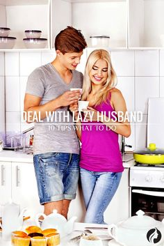 Are You Fed Up of Your Lazy Husband? Follow the Useful Tips Here to Deal With Them Perfectly ★ See more: http://glaminati.com/deal-perfectly-with-lazy-husband/ #relationships #family