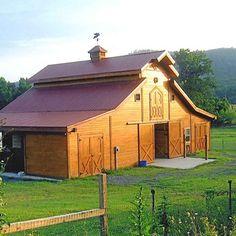 The Teton 36 Blueprint Planning Kit - Barn Pros