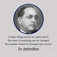 Jai bheem quotes images in english Inspirational Quotes Pictures, Best Motivational Quotes, Wise Quotes, Quotable Quotes, Quotes Images, Motivational Thoughts In English, English Quotes, Solitude Quotes, B R Ambedkar