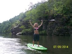 Kaleigh paddle boarding Family Vacations, Paddle Boarding, Family Activity Holidays, Family Travel
