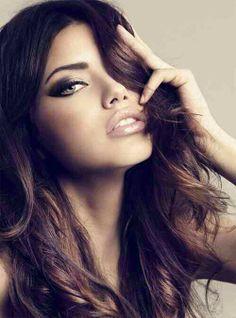 Adriana Lima Victorias Secret Model