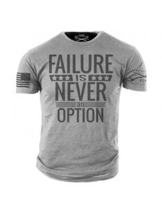 Failure is Never an Option