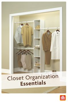 Donu0027t Have Enough Room In Your Closet For All Your Clothes, Shoes And  Purses? Get Your Closet Organized To Create More Room For All Your Favorite  Items!