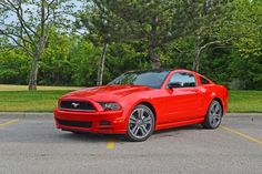 Driven: 2013 Ford Mustang V6 Premium