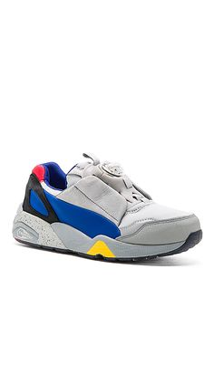 Shop for Alexander McQueen Puma McQ Disc in Glacier Gray Quarry Surf the Web at REVOLVE. Free 2-3 day shipping and returns, 30 day price match guarantee.