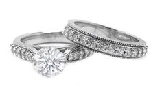 Wedding Rings, Mens & Women's Wedding Bands, Anniversary Rings and ...