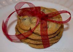 Chocolate Cherry Chip Cookies