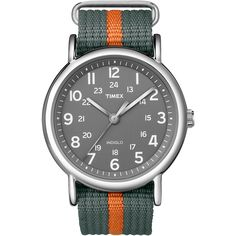 Inspired by the iconic military watch, Timex's Slip Through is a classically…