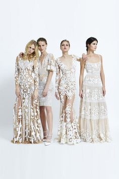Zuhair Murad Spring 2015 Ready-to-Wear - Collection - Gallery - Look 1 - Style.com
