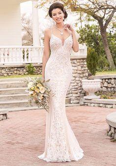 Kitty Chen wedding dress | http://trib.al/4r2DvZ2 I want this dress so pretty!