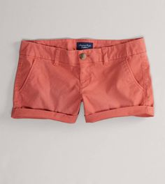 Shop Shorts for Women at American Eagle for the latest styles including high-waisted, mom shorts, short shorts, soft shorts & more. Made with the best fabrics in the latest colors, AE shorts keep your style fresh and easy. American Eagle Shorts, American Eagle Outfitters Shorts, Cargo Shirts, Weather Wear, Warm Weather, Mens Outfitters, Hot Pants, Aeo, Ladies Dress Design