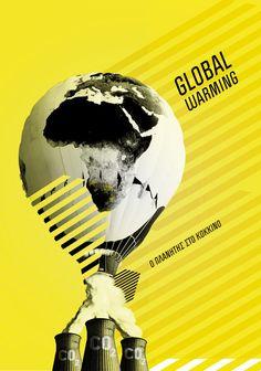 Global Warming by Panos Spiliotis