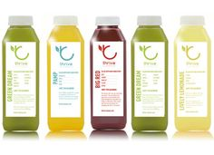 Body Detox - A juice cleanse for foodies