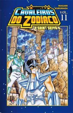 LIGA HQ - COMIC SHOP Cavaleiros do Zodíaco - Saint Seyia #11 - Cavaleiros do Zodíaco - Mangá PARA OS NOSSOS HERÓIS NÃO HÁ DISTÂNCIA!!!