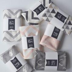 Organic Cotton Baby Blankets by Vonbon
