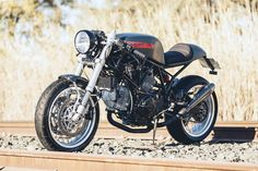 SSaga - Thor Cycles Ducati 900SS ~ Return of the Cafe Racers