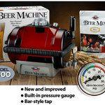Máquina para fabricar cerveza casera. Para que te sientas como el barón de la cerveza. S/.660