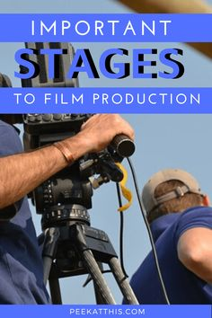 If you are an aspiring filmmaker looking for what it takes to make a great film, here are 4 Important Stages Of Film Production For Beginners - Peek At This Film Company Logo, Film Logo, Short Film Festivals, Cover Photo Quotes, Romance Movies, Fb Covers, Great Films, Sci Fi Movies, Film Movie