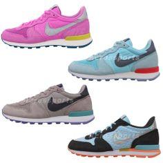 Nike Wmns Internationalist 2014 Womens Retro Running Casual Sneakers NSW Pick 1