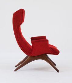vladimir kagan Ondine chair by Ralph Pucci