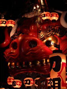 KARATSU KUNCHI Festival in Saga, Japan