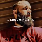 5 Grooming Tips from a New Beardsman