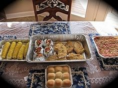 """My Top 13 """"Meal Ministry"""" Meals, from the wonderful blog Comfy In the Kitchen @Janelle"""