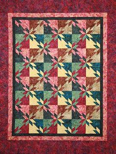 Hunter's Star Simplified Quilt Pattern