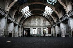 Titanic Drawing Office , Belfast by johnmcd, via Flickr