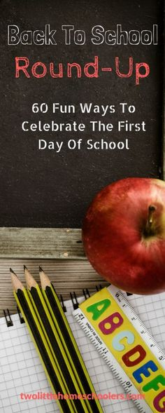 Back To School Round-Up: 60 Fun Ways To Celebrate The First Day Of School. back to school, back to school activities, back to school books, Back To School Interview Printables, back to school party ideas, Back To School Photo Printables, Books, breakfast, First day of school, free printable, free printables, interview printables, Kids, lunch, lunch box notes, party, party ideas, photo printables, printable, printables, Reading, School, snacks, students