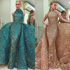 Evening Gowns Couture, Couture Dresses, Extravagant Wedding Dresses, Formal Dresses, African Wedding Attire, Sequin Fabric, African Fashion, African Style, Beautiful Outfits