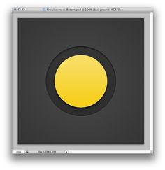 INSET BUTTON IN PHOTOSHOP