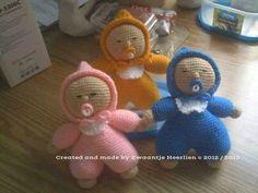 Zwaantje Creatief: Gratis patroon van mijn knuffel popje!!!