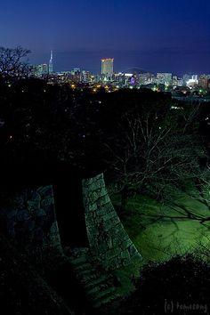 Fukuoka Castle #japan