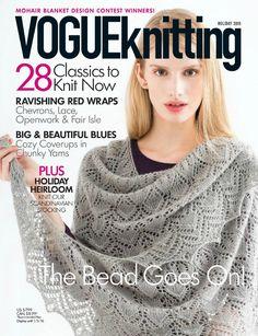 Vogue Knitting 2015 Holiday                                                                                                                                                                                 Mais