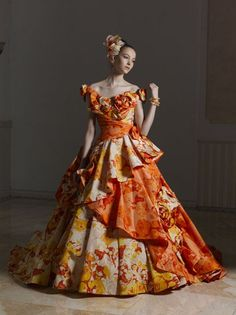 Yumi Katsura's dress