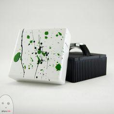 Hulk Tasarım Kol Saati PiyuWatercolor