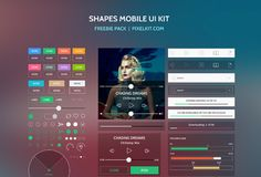 Amazing #freebie built the best #userinterface with this #UIKit