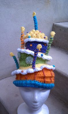 Ravelry: Snappalicious Birthday Cake pattern by Heidi Yates