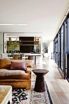 A modern architectural gem - The Bridge House