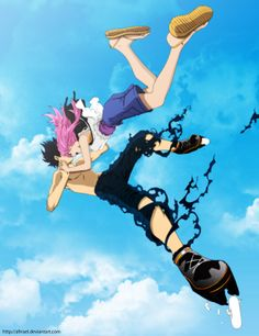 Air Gear Ikki | air gear ikki y kururu colour by ~afrrael on deviantART