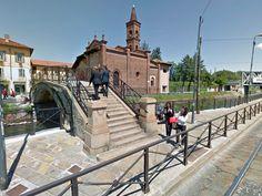Ponte San Cristoforo, Milano, Lombardia (St.... | Italian Landscapes - Paesaggi d'Italia