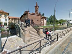 Ponte San Cristoforo, Milano, Lombardia (St....   Italian Landscapes - Paesaggi d'Italia
