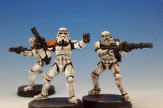 Kayn Somos, Imperial Assault FFG (2015, sculpted by Benjamin Maillet)